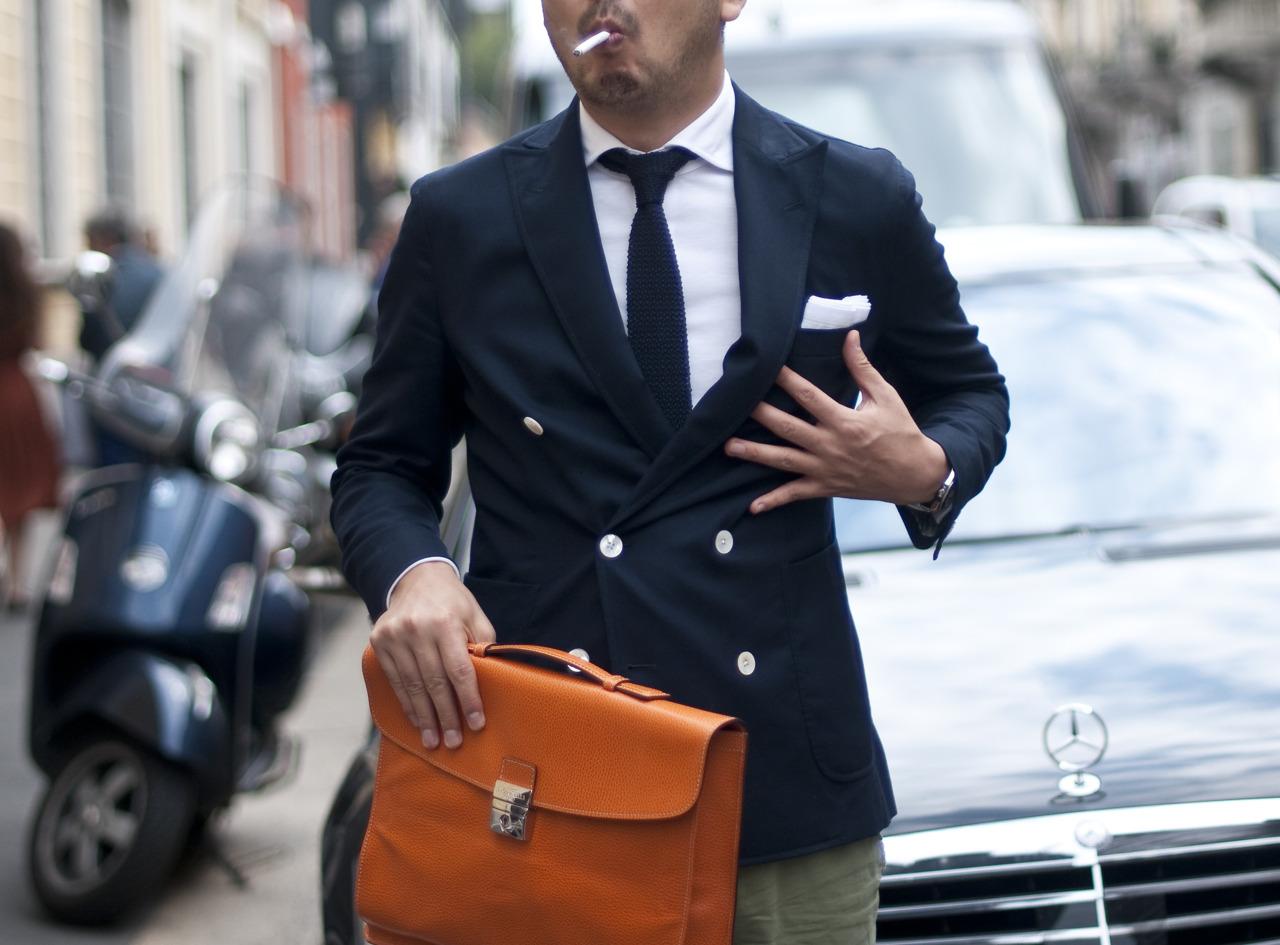 Style Basics: Mens Bags | Mens Fashion Magazine