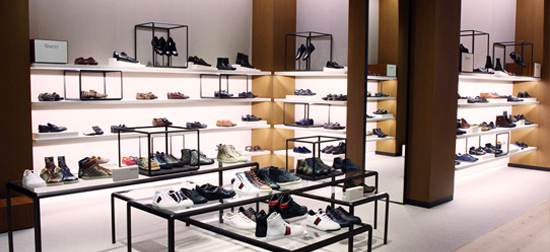 Selfridges Opens Largest Men's Shoe Department In The World