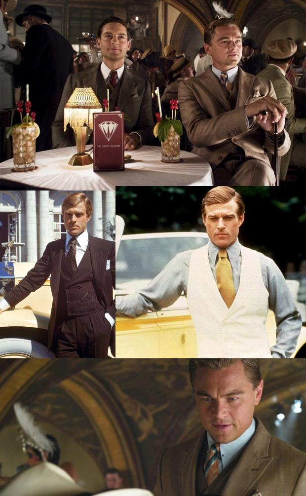 jay gatsby the romantichhero
