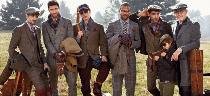 Aw12 Mens Fashion Trend Country Mens Fashion Magazine