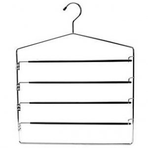 4 bar hanger rack