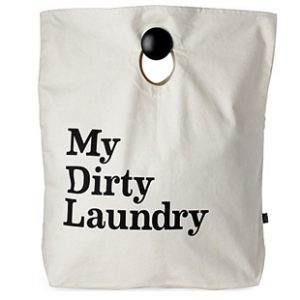 dirty laundary bag