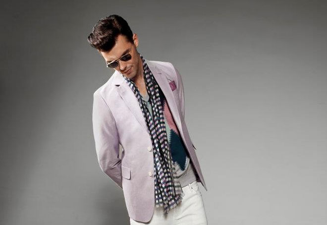 Mens Fashion Essentials  Summer Scarves  Mens Fashion Magazine Male Scarf Fashion