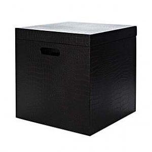 mock croc storage box