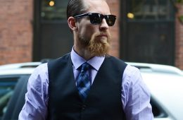 bearded suits