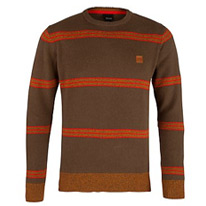 brown lenny jumper