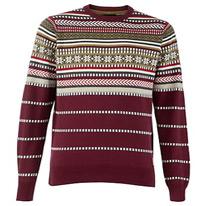 fairisle knit jumpers