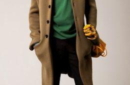 luxury overcoat