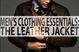 mens clothing essentials