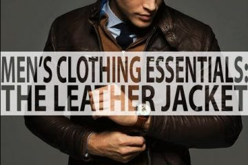 mens clothing essentials