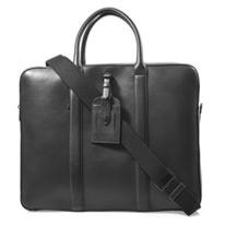 24 hr leather bag