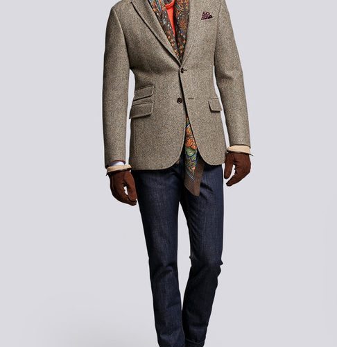 blazer as outerwear