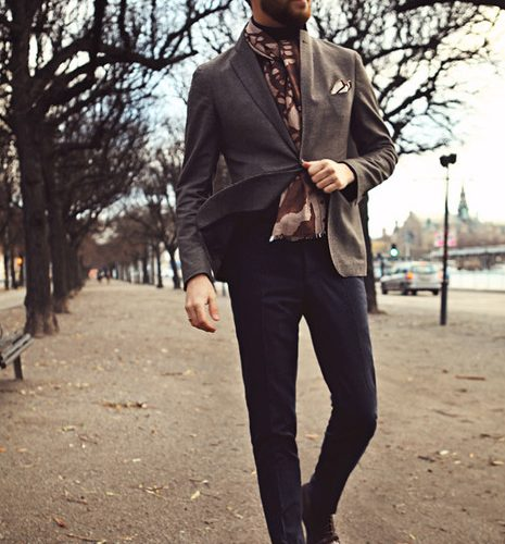 classic autumn styling