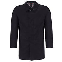 barbour cotton mac