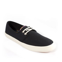 black trim chukka