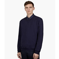 darkblue sweatshirt