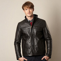 designer zip jacket