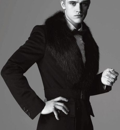fur collared style