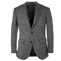 harris tweed blazer