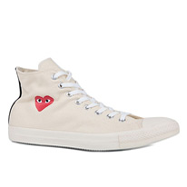 heart high tops