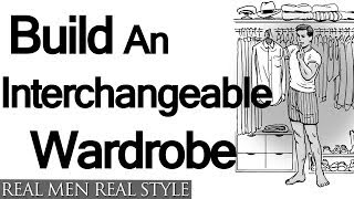 interchangeable wardrobe