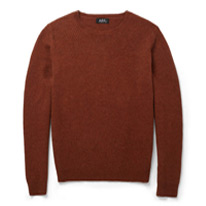 kiniited wool sweater