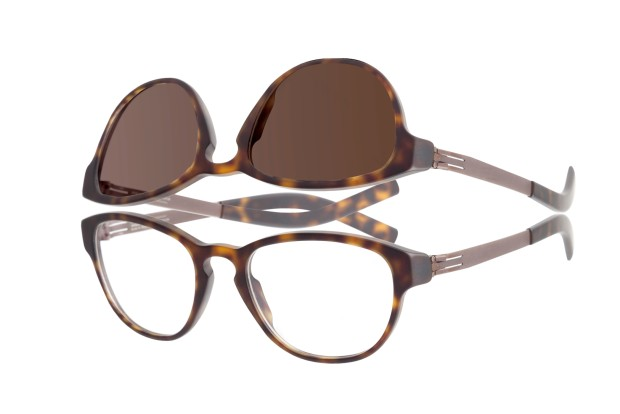 Transitions Signature lenses and Linearity Havanna by IC Berlin LR