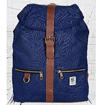 backpack in navy