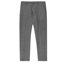 becks wool trousers