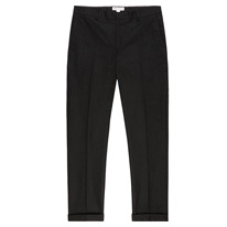 bert charcoal trousers