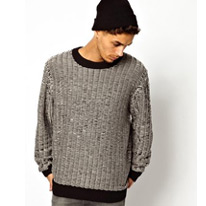 cheap bulky jumper