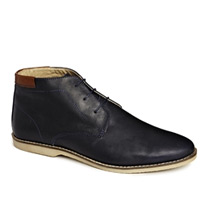 chukka boots leather