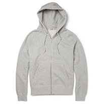 college cotton hoodie