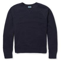 cotton jersy sweatshirt