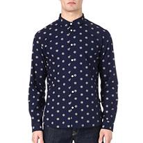 dandelion print shirt