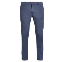 dark blue chinos