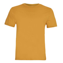 dark yellow tee