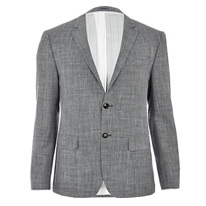 grey wool blazers