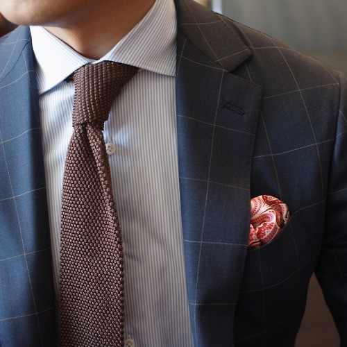 italians style tie