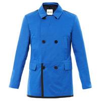 kenzo pea coat