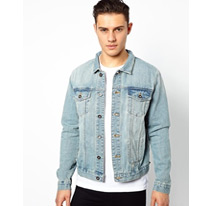 native denim jacket