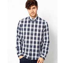 pindot shirt