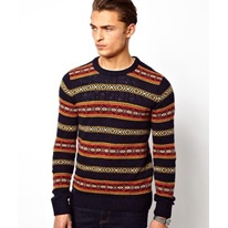 pull & bear jumper