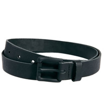 black buckle belts