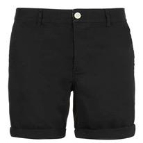 black chinos shorts