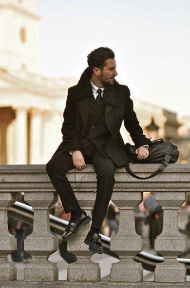 black formal