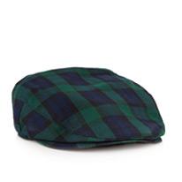 green flat caps