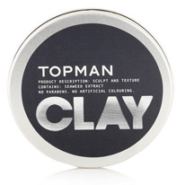 hair clay signature