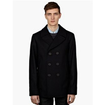 hunter gather peacoat