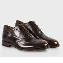 jacob leather brogue